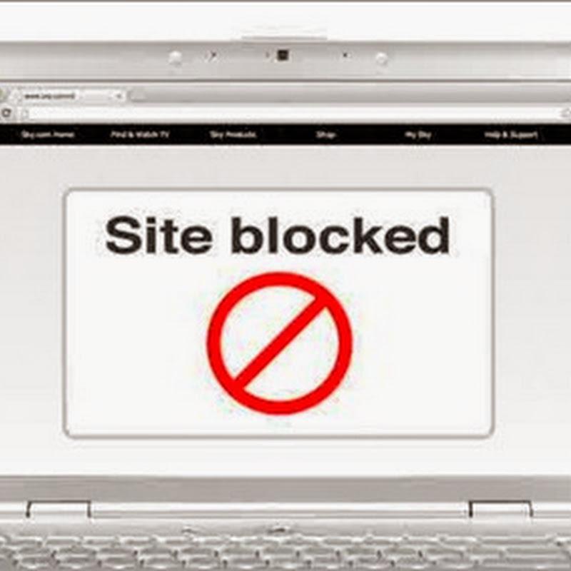 Cara Membuka situs yang diblokir dengan AnonymoX