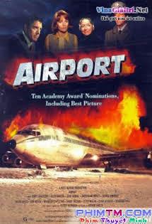 Đánh Bom Trên Không - Airport Tập HD 1080p Full