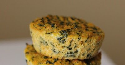 Sweeter Than Cupcakes: Spinach and Sweet Potato Quiche Cups for Baby