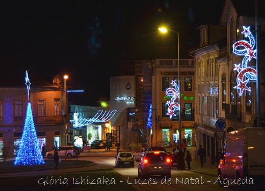 Glória Ishizaka - Luzes de  Natal - Águeda 12