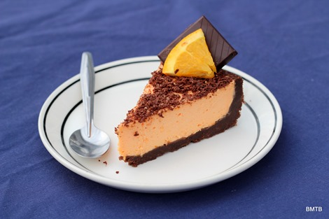 Orange Cheesecake by Baking Makes Things Better