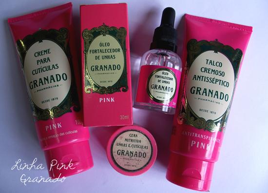 Linha Pink Granado