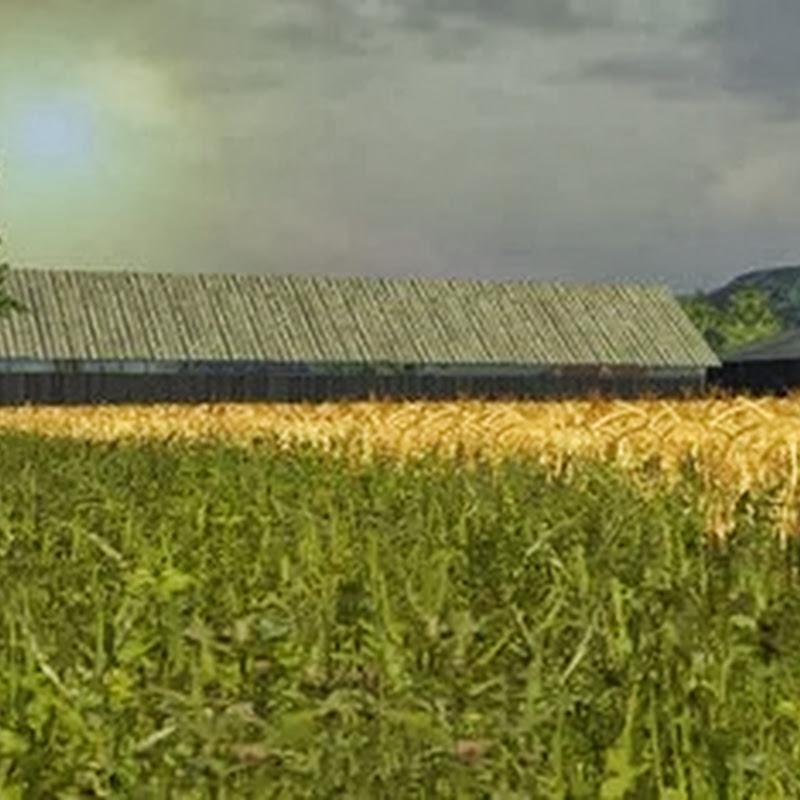 Farming simulator 2013 - Southland Map v 2.0