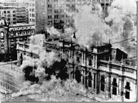 Bombardeio La Moneda