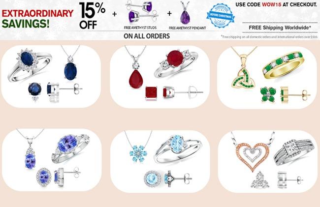 Online Jewelry Shop