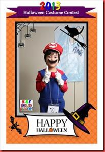 2013 10 Halloween - Contest Winner - Reo