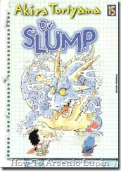P00015 - Dr. Slump #15
