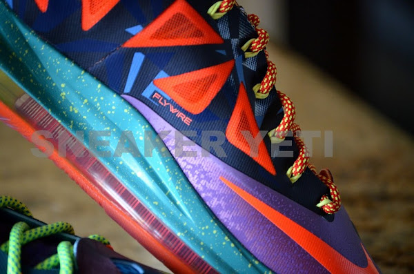 Gallery Nike LeBron X 8220What the MVP8221 Limited Edition