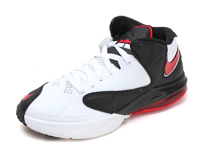nike air max ambassador 5 gr white black red 1 01 Nike Air Max Ambassador V Miami Heat Home Edition