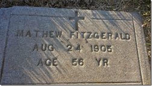 Fitzgerald Mathew