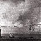 Взятие Черноморской эскадрой крепости Варна