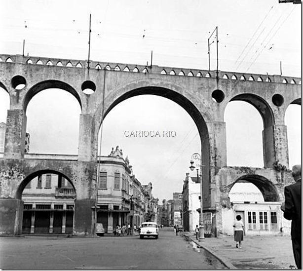 Arcos da Lapa - 1963