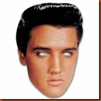 Elvis-Mask