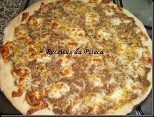 Pizza Bolonhesa