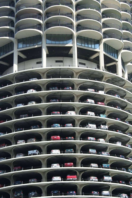 Car Parking in Chicago