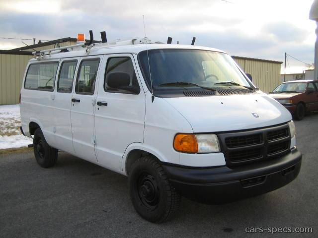 2002 dodge ram cargo van specifications pictures prices. Black Bedroom Furniture Sets. Home Design Ideas