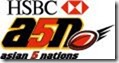 Asia 5 Nations logo