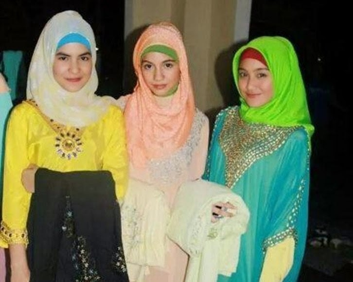 Jilbab In Love (5)