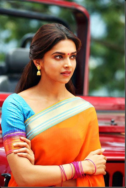 Shahrukh Deepika Chennai Express Movie Latest Photos, Deepika Padukone Latest Pics in Chennai Express