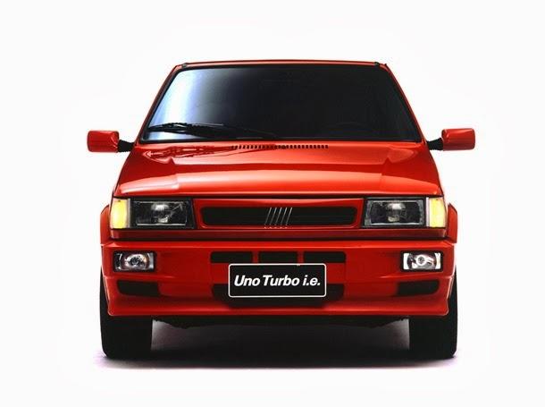Fiat Uno Turbo (3)