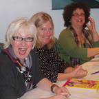 Jenny Eclair, Judith Holder and Sophie Hannah, Newcastle