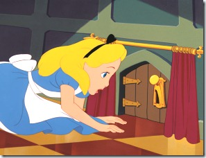 Alice - Doorway