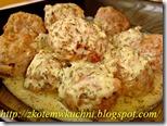 zkotemwkuchni pulpety z sosem koperkowym
