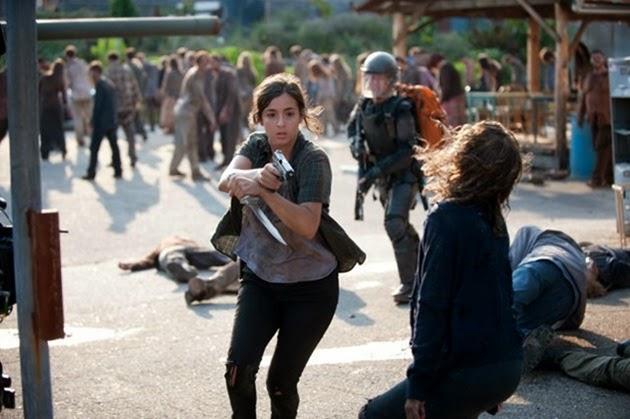 The Walking Dead (Crítica 5x05) Hay un voyerista que me está poniendo nervioso-4