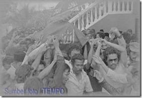 Dampak dari Peristiwa Tanjung Priok 1984