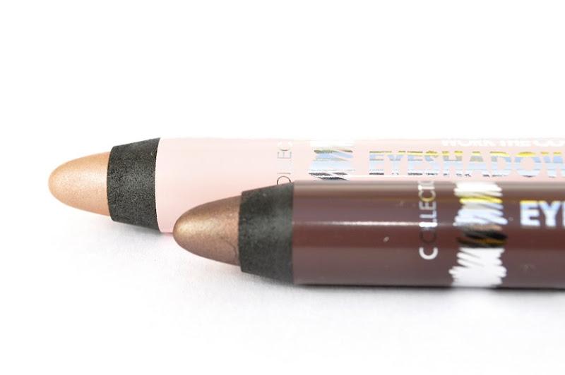 collection eyeshadow pencils