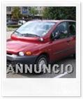 ANNUNCIO FIAT MULTIPLA USATA