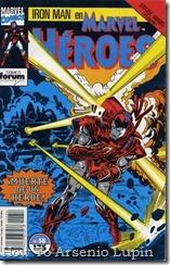 P00046 - Marvel Heroes #58