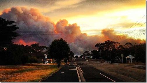 Bicheno Tasmania January 2013