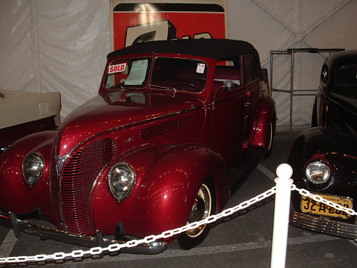 1938 Ford Custom 4 Door