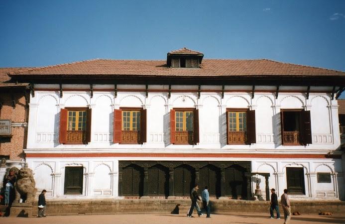 Obiective turistice Nepal: Palat Regal Bhaktapur.jpg
