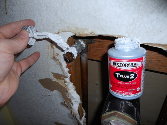 plumbers sealant