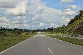 15 Lagi Lorong Memotong Dibina Di Jalan Raya Pan Borneo
