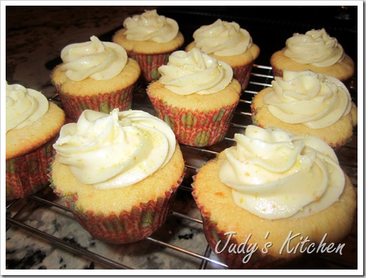 orange cupcakes with or cr ch frosting (3)