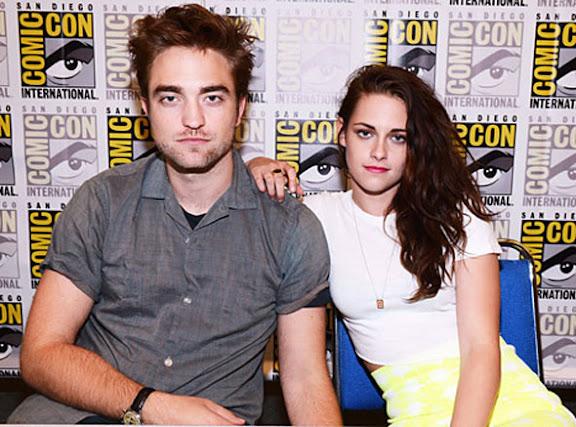 Após traição Robert Pattinson e Kristen Stewart reataram o namoro?