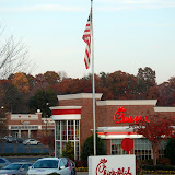 WBFJ - Operation Christmas Child - Chick-Fil-A - Peacehaven Rd. - Winston-Salem - 11-12-11