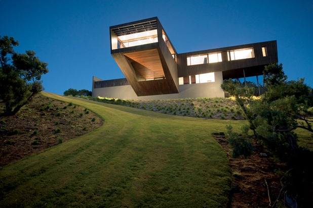 cape schanck house by jackson clements burrows 1