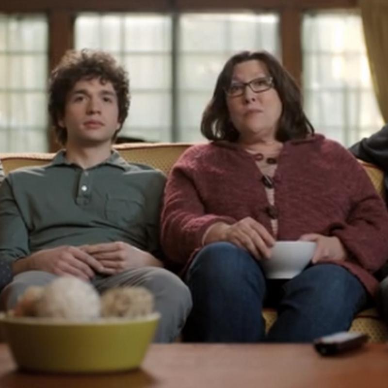Ese momento incómodo de ver HBO con tus padres