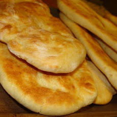 Easy Naan (Bread Machine)