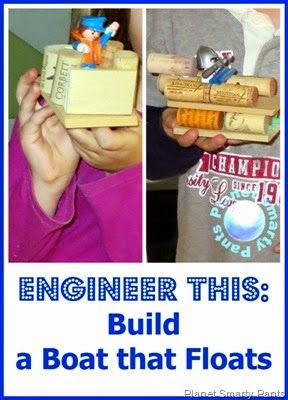 Engineering for Kids Build a Boat