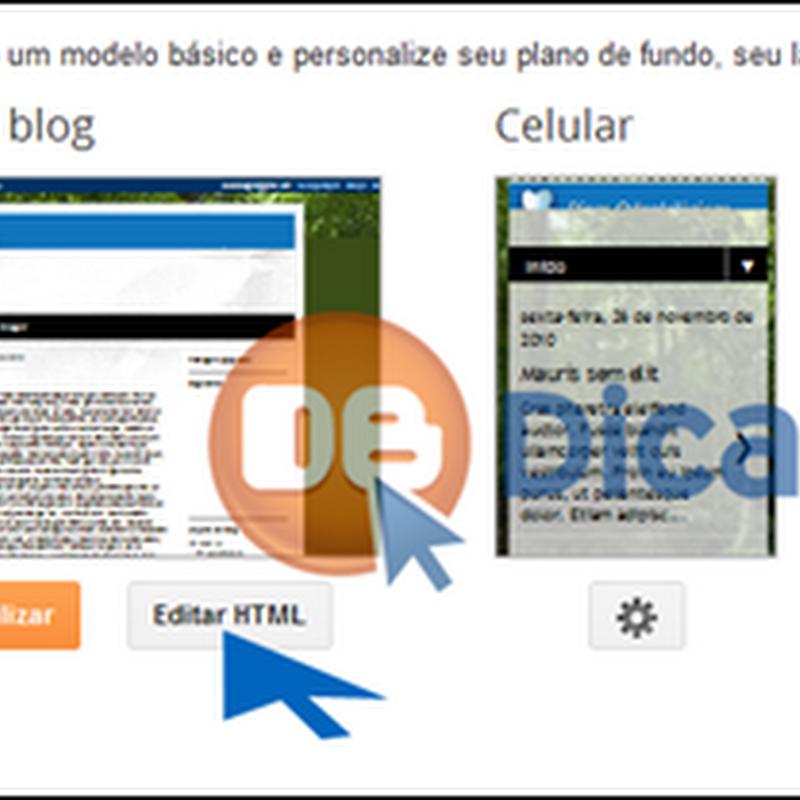 Como colocar o hack leia mais com imagens nos modelos do Blogger ( designer de modelo)