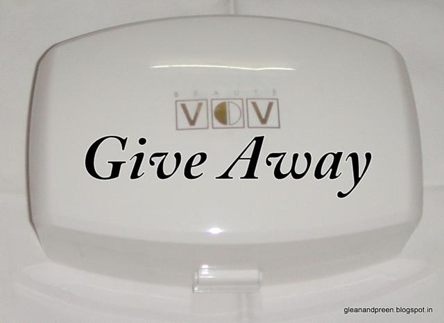 VOV Giveaway