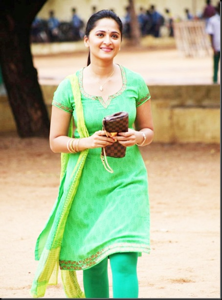 Actress Anushka in Singam 2 Latest Stills