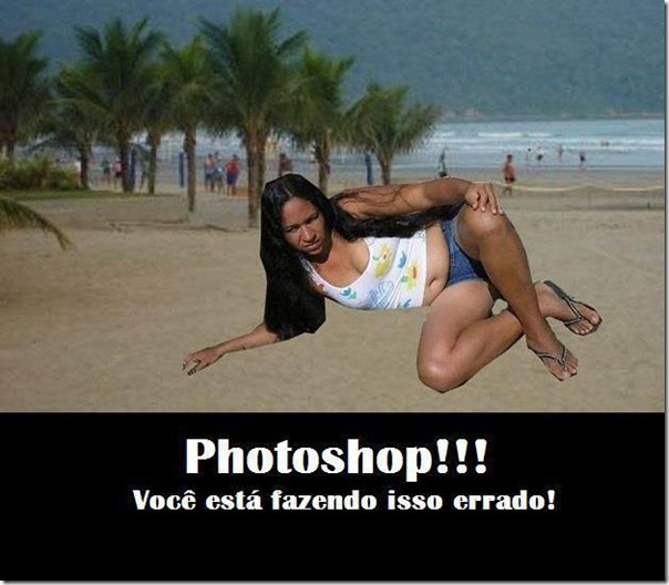 Dá Série O rei do photoshop