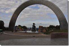 08-22 1 Kiev 077 800X  monument de l'amitié des nations