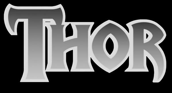 Thor logo by gedgr